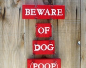 On reserve for Kim, Beware of Dog, Poop Sign, Yard Art, Beware of Dog Sign, Black, Beware of Dogs, Pet Sign, Wood Dog Sign, Dog Sign