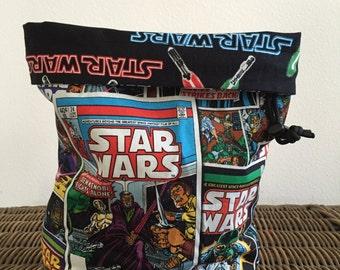 Star Wars - Knitting Project Bag - Phat Fiber