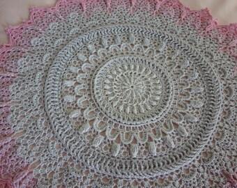 Crochet Vintage Doily