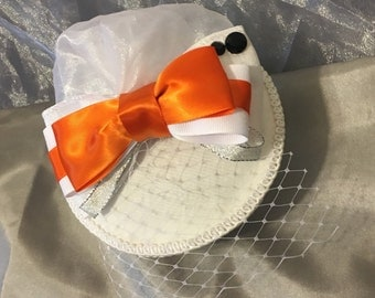 BB8 Inspired Fascinator