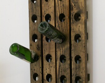 Wood Riddling Rack Next Day Shipping!
