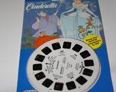Walt Disney Cinderella, View Master 3-D