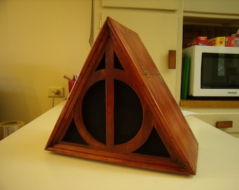 MADE TO ORDER Harry Potter, Deathly Hallows themed Bluetooth Speakers 50 watt Stereo