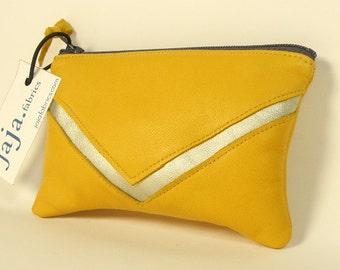 Coin purse SALOMÉ yellow