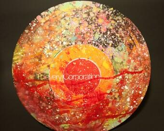 Thievery Corporation Vinyl Record Art