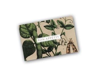 Bon Appetit Art Card