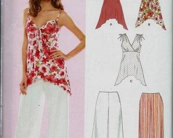 Vogue 2918 Misses Size 12-14-16 Donna Karan Jacket & Pants Pattern