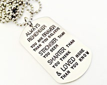Popular Items For You Are Braver Than You Believe On Etsy