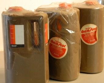 Darkroom Chemical Bottles
