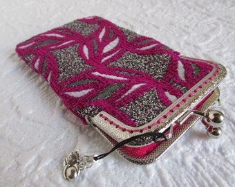 171A - iPhone 6 Case Fabric, iPod Touch Case, Cell Phone Case, Samsung Galaxy Case, cover handmade