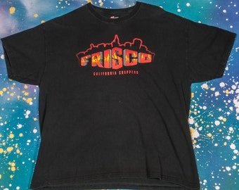 FRISCO Choppers Motorcycle T-Shirt Men's Size XL