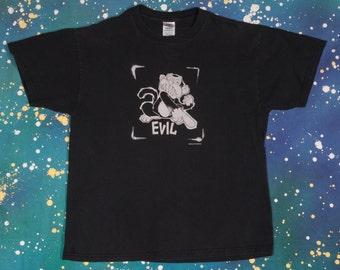 FAMILY GUY Evil Monkey T-Shirt Size L