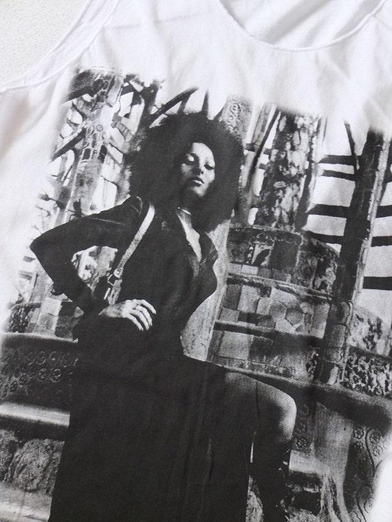 70's black exploitation movie cult classic T-shirt.
