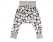 Sweet Daisy Classic Harem Pants.