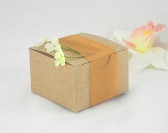 GIFT: Botanical Dead Sea Bath Salt in Patchouli Rose 4 oz in kraft gift box
