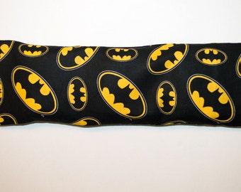 """4x12"""" Batman Aromatherapy Rice Wrap"""