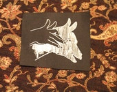 Goat Shadow Puppets Patch
