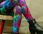 "Leggings ""Color me beautiful"""