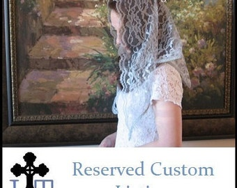 Reserved Custom Listing for Debi