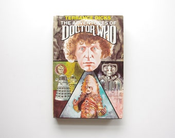The Adventures of Doctor Who - Terrance Dicks - Hardcover