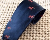 Vintage Boys Necktie-Centaur and Harp-Geekery