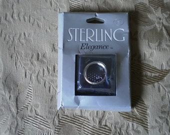 2 Genuine Sterling Silver Ear Wires