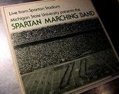 MSU Vintage Vinyl Album Record LIVE from SPARTAN Stadium 1976