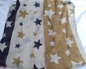 Stunning Soft & Silkie Scarf-Stars-SC256