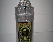 Halloween Potion Bottles... set Of Two