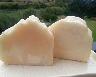 Sandalwood essential oil scented soap, bar soap,  shower soap, hand soap,  body soap