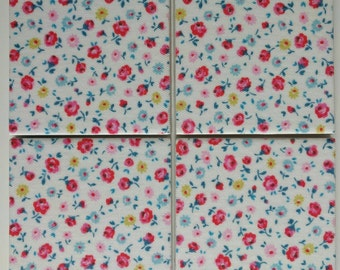 Coasters in Cath Kidston Little Flower Buds
