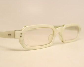 Eye Glasses Small Vintage Eyewear Retro Glasses Cat Eye Frames