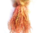 Autumn Array - Long Teeswater locks for dolls hair, spin or felt