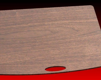 """Plain Stove Top Cover- Range Topper, Painted or stained """"your choice"""""""