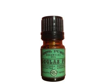 Douglas Fir Needle Essential Oil, Pseudotsuga menziesii, Canada - 5 ml