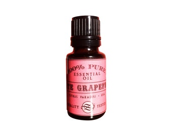 Grapefruit, White, Citrus paradisi, USA  - 15 ml