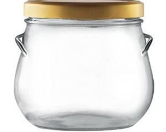 Glass Tureen Jar - 29 oz (850 ml)