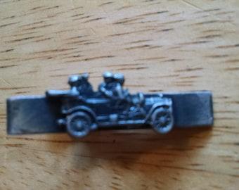Antique Car  Tie Bar