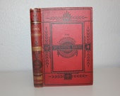 Animal Locomotion with a Dissertation on Aeronautics by J. Bell Pettigrew 1873, Antique Books, Hot Air Balloon, Red Book, Red and Black