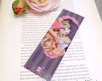 Coeur de Loli II glossy bookmark