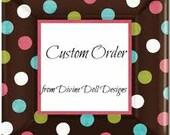 Custom Order for Victoria—15 Truffles