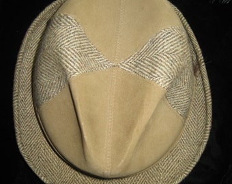 English Trilby/Blues Bros style hat