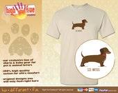 Dog T-Shirt - Dachshund
