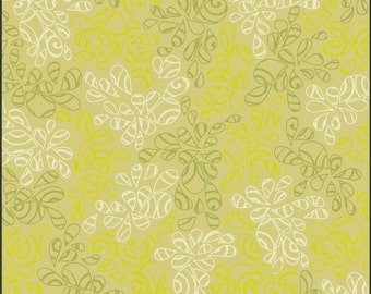Nature Elements by Art Gallery Fabrics, Pistachio, NE122