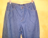 WoMeNs SeaRs JeaNs ThaT FiT HigH WasiT FLaReD 33.5 X 29.5