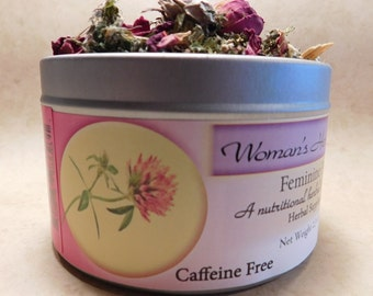 Woman's Herbal Tea, Feminine Herbal Energy - 2.3 oz
