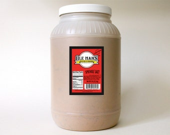Bulk 5 LB  BBQ Spice Rub & Seasoning Original Blend-Great for Restuarants, Deli or Smoke Master!