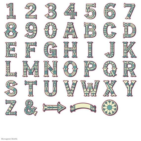 cricut monogram machine