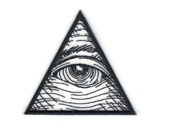 Eye of Providence Custom Patch