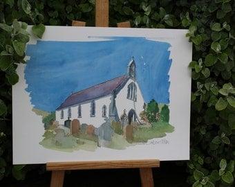 St.Patricks Church, Craigagh, Cushendun